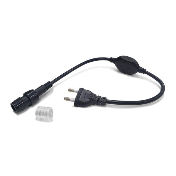아리 LED원형논네온전용 / 전원코드+마감재 상품이미지