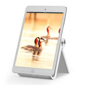 펀디안 스마트폰 태블릿 폴딩 거치대 화이트 107x120mm