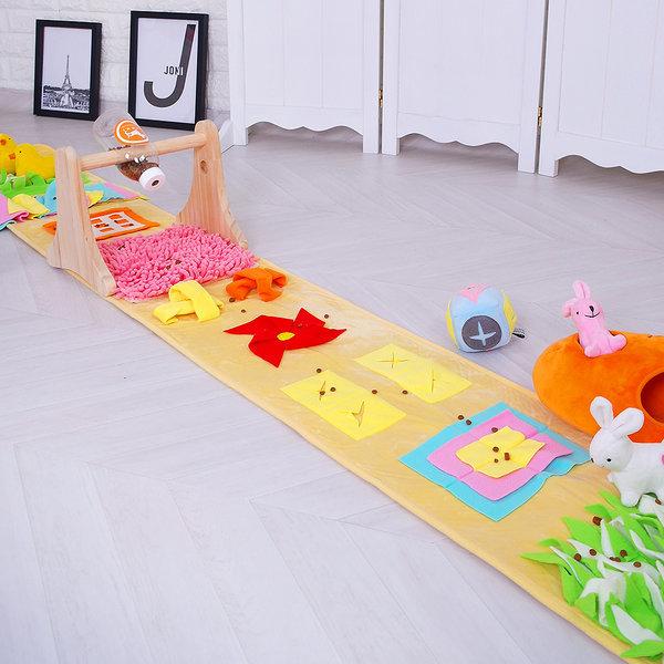 조우니 강아지 놀이동산 노즈워크 담요 초대형 장난감 상품이미지