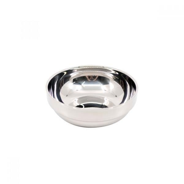DF 스텐진공복층그릇(2호)국그릇14cm 스텐그릇 상품이미지