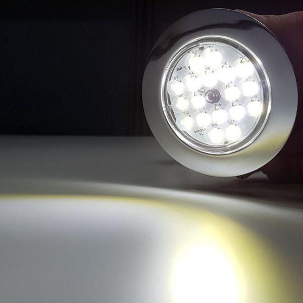 2 인 치 LED다운라이트 3w LED 가구 원형 매입등 주 상품이미지