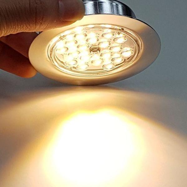 2 인 치 LED다운라이트 3w LED 가구 원형 매입등 전 상품이미지