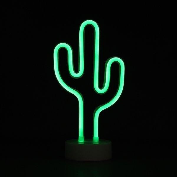 LED 네온사인 무드등(선인장) 상품이미지
