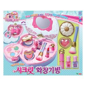 시크릿 화장가방 자연유래성분/어린이화장품