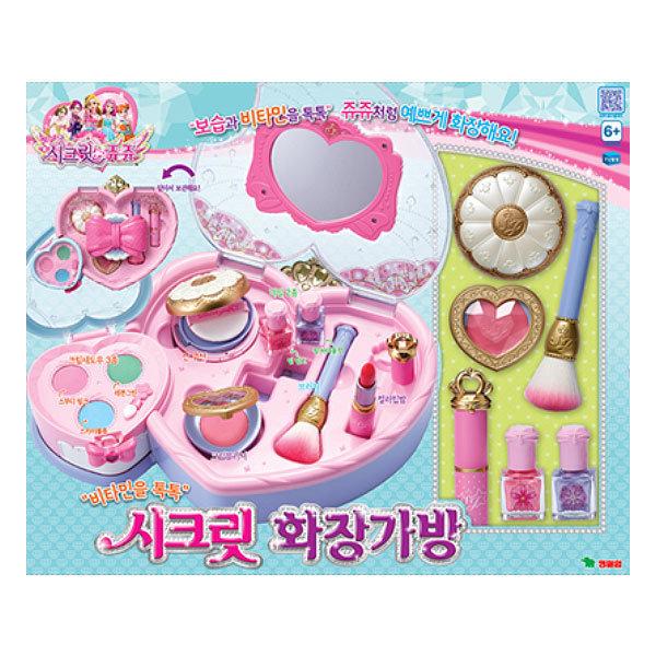 시크릿 화장가방 자연유래성분/어린이화장품 상품이미지