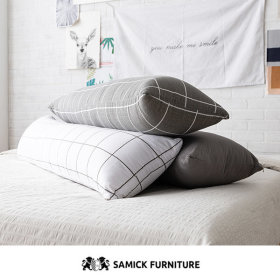 Samick Furniture/Vertical Ruler/Body Pillows/Long Cushion/Pillow