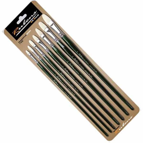 루벤스 유화붓 600F 7본조(2-14호) -34646 상품이미지