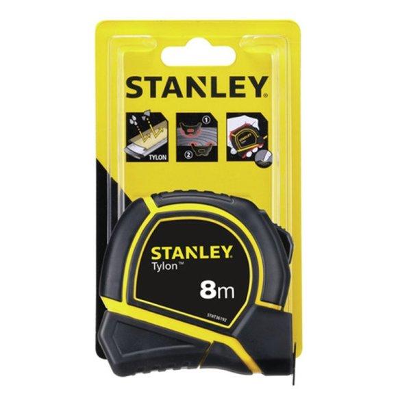 Stanley 고무그립줄자 8m 상품이미지