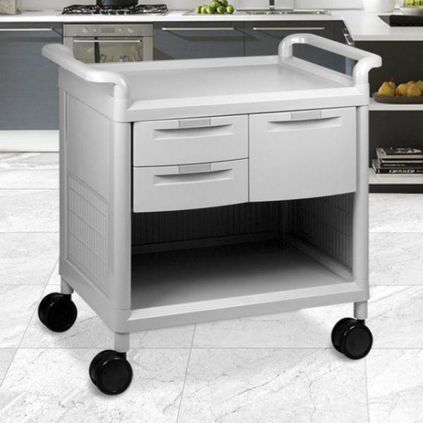 CART-2004B/다용도카트 웨건 카트 서빙카트 왜곤 주 상품이미지