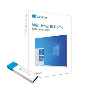 정품 윈도우10홈(처음사용자용 한글)