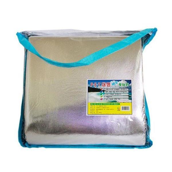 한솔 고급 은박 돗자리 대 1p 소풍돗자리 한강돗자 상품이미지