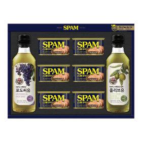 선물세트 스팸 고급유 4호 /무료배송