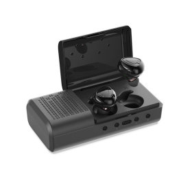 MB-W2000 블루투스이어폰 블랙 듀얼DAC 충전케이스1+1