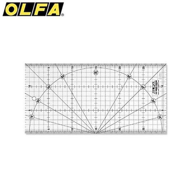 올파 OLFA 퀼트룰러 퀼트자 150x300mm 상품이미지