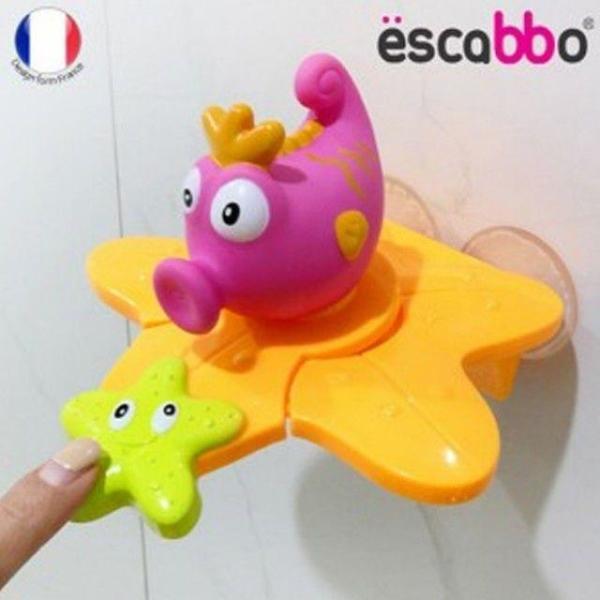 에스까보 두근두근 점프대 목욕놀이 3pcs 물놀이장 상품이미지