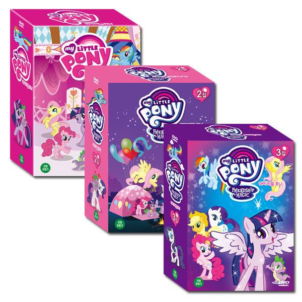 마이 리틀 포니 My Little Pony 1+2+3집 58종세트 사은품증정 상품이미지