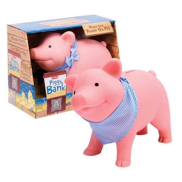 쉴링 러버 피기뱅크/저금통/Schylling Piggy Bank 상품이미지