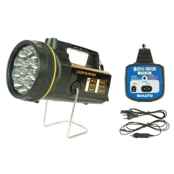 충전식라이트SM102(LED)LEDx15EA(1EA) 상품이미지