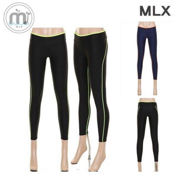 (MLX) 여자 비치 웨어룩 워터 레깅스 수영복-DM 167 상품이미지