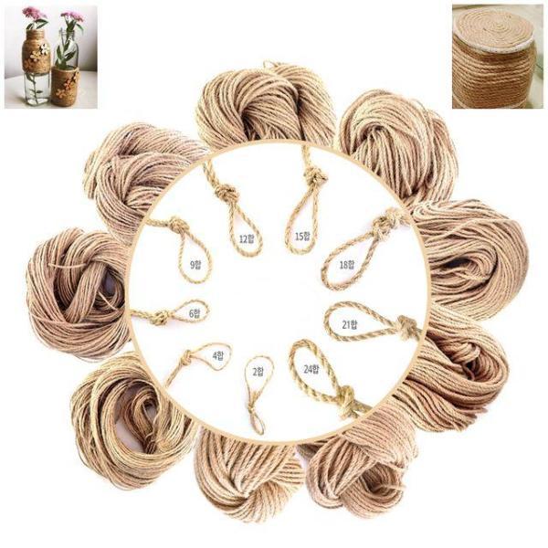 마끈 벌크 마사끈 만들기재료 꾸미기재료 공예재료 상품이미지