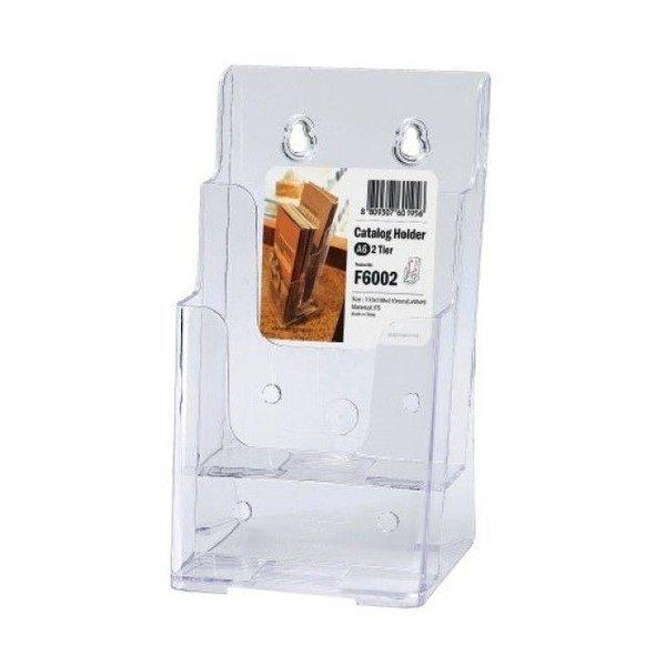 아트사인)카다로그꽂이(2단)A6 F6002 디스플레이 안 상품이미지