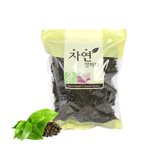 대용량 국내산 녹차 녹차잎 잎녹차 500gX1봉 상품이미지