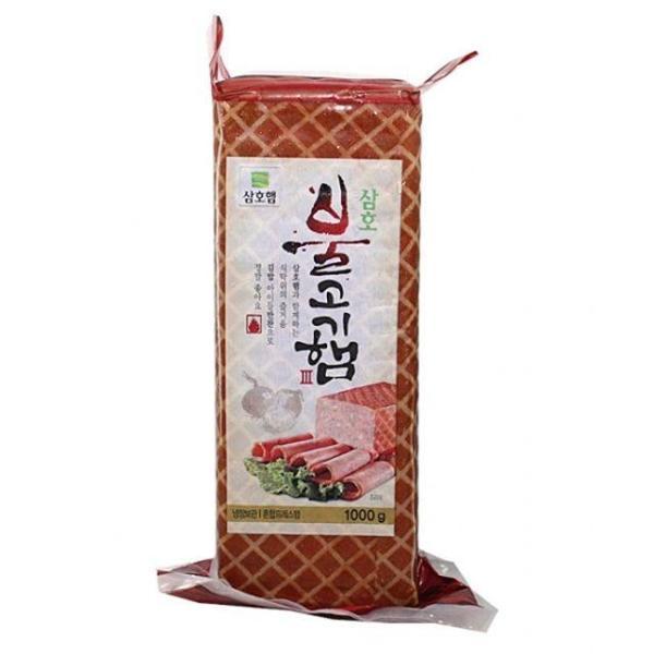 (냉장)삼호 불고기햄1kgx5개 상품이미지