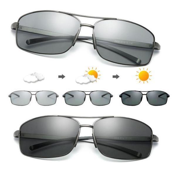변색 편광 선글라스 P2019 보잉썬글라스 자외선차단 상품이미지