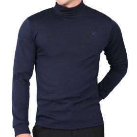 남성 약기모 캐주얼 폴라 티셔츠 쌀쌀할때(AF92LT050M)