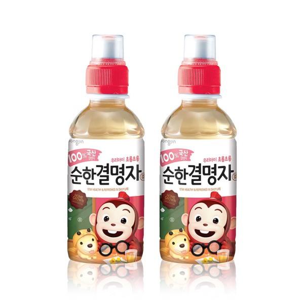 코코몽 어린이음료 순한결명자 200ml X 24페트 상품이미지