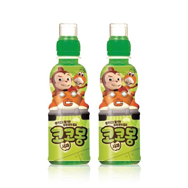 코코몽 사과 어린이음료 200ml X 24페트 상품이미지