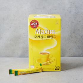 동서 맥심모카믹스 180T + 증정품(점별상이)