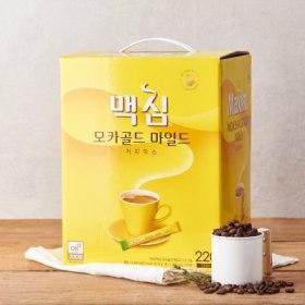 동서 맥심 커피 모카믹스 220T 12G