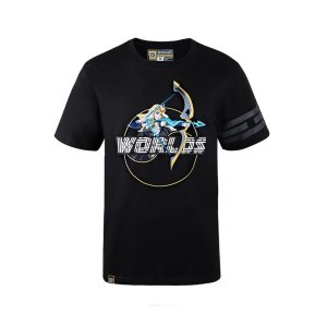 2018 월드 챔피언십 티셔츠