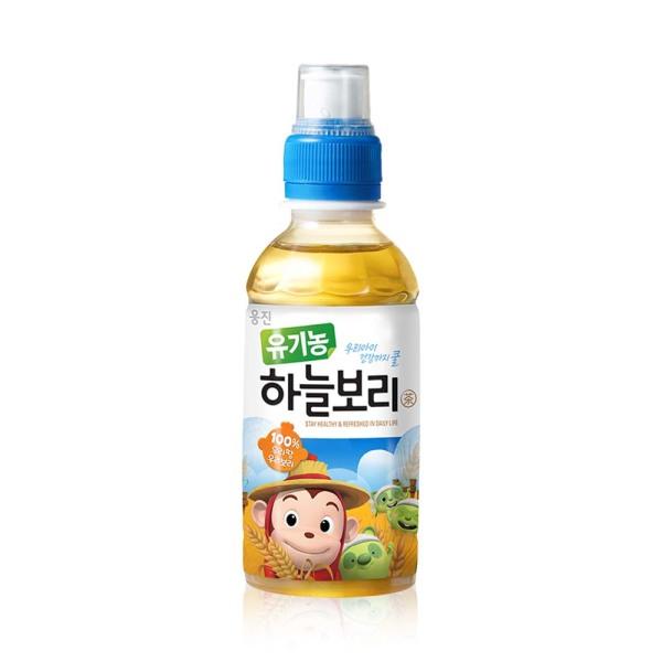 코코몽 어린이음료 200ml X 24페트 유기농하늘보리 상품이미지