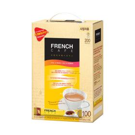 카페믹스/믹스커피/ 프렌치카페 커피믹스 100T