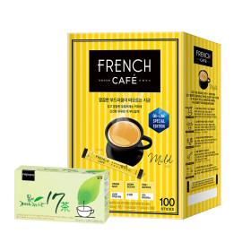 프렌치카페 커피믹스 100T+10T