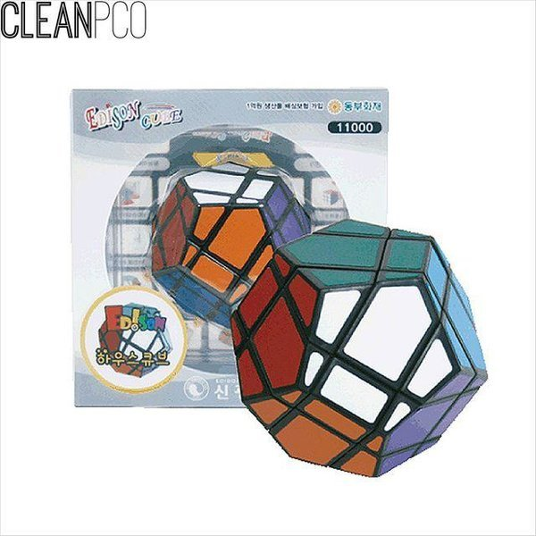 디자인 퍼즐 하우스큐브 퍼즐 교육용 장난감 상품이미지