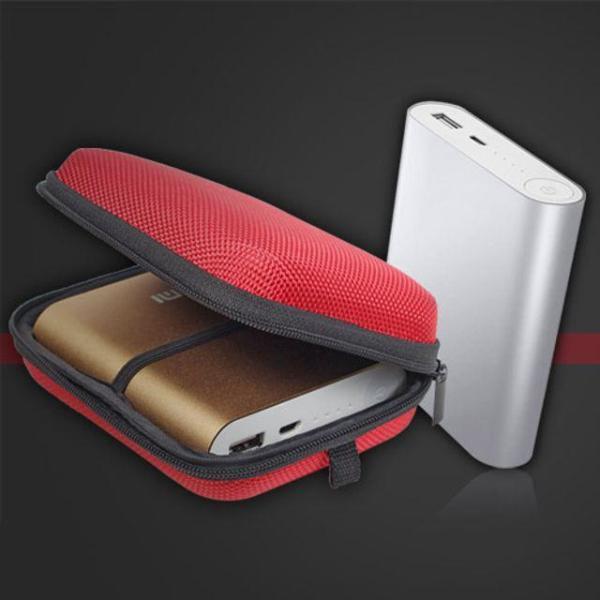 여행 캠핑 이어폰 USB 샤오미 보조배터리 보관용 다 상품이미지