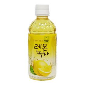 레몬녹차 340ML