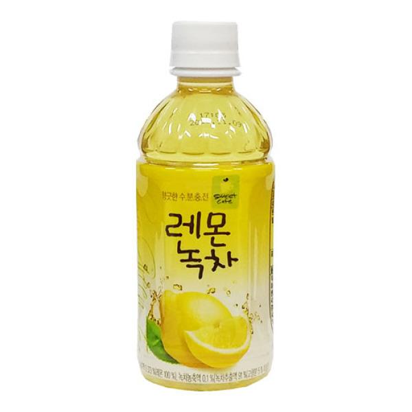 레몬녹차 340ML 상품이미지