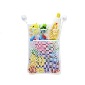욕실정리 흡착식 장난감 정리함 다용도 그물망 1+1
