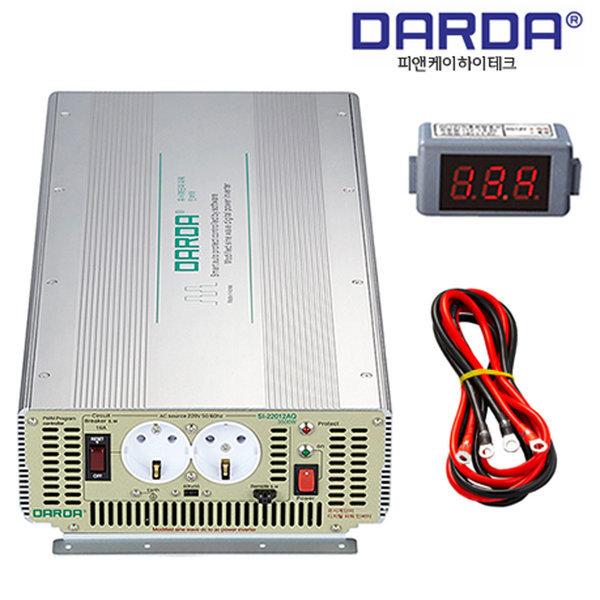 차량용인버터 SI-2700AQ/ 12V 4000W/ 당월생산 KC인증 상품이미지