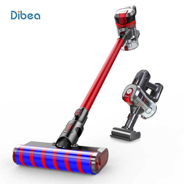 Dibea 디베아 D008 Pro 무선 진공청소기 브러쉬 증정 상품이미지
