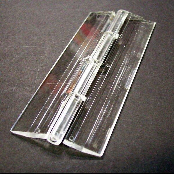 아크릴 경첩 대형-아크릴판 diy 투명상자 만들기 부품 상품이미지
