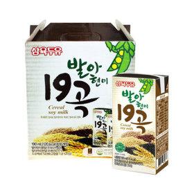 삼육 발아현미19곡 190ml x 32팩