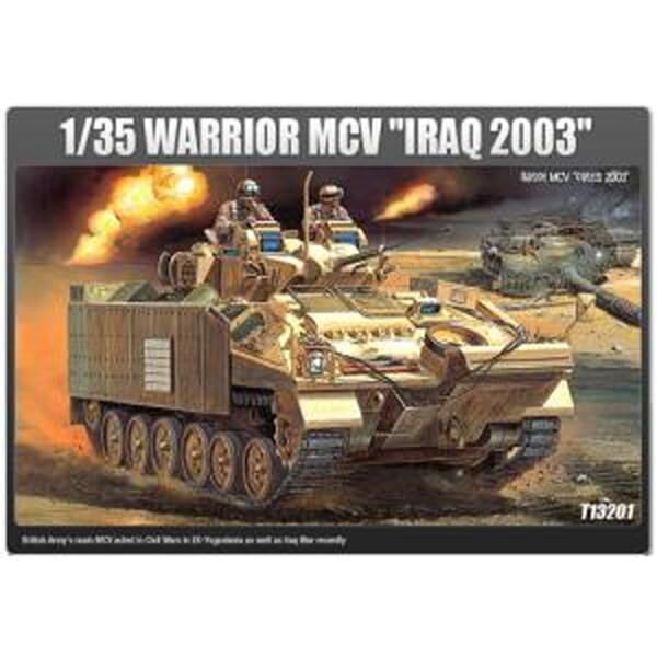 (현대Hmall) ACA0013201  1/35 WARRIOR MCV IRAQ 2003 워리어 이라크전 상품이미지