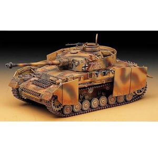 (현대Hmall) ACA0013233  1/35 Panzer IV Aust.H with Armor 독일4호 전차 H형장갑판장착형 상품이미지