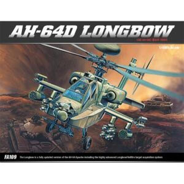 (현대Hmall) ACA0012268  1/48 AH-64D LONGBOW Apache 롱보우 아파치 상품이미지