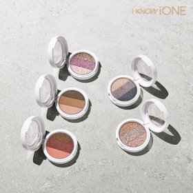 I Like Eye Shadow Trio (5 colors pick 1)